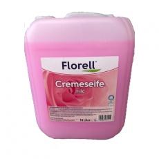 Florell Cremeseife mild, 10 Liter Kanister