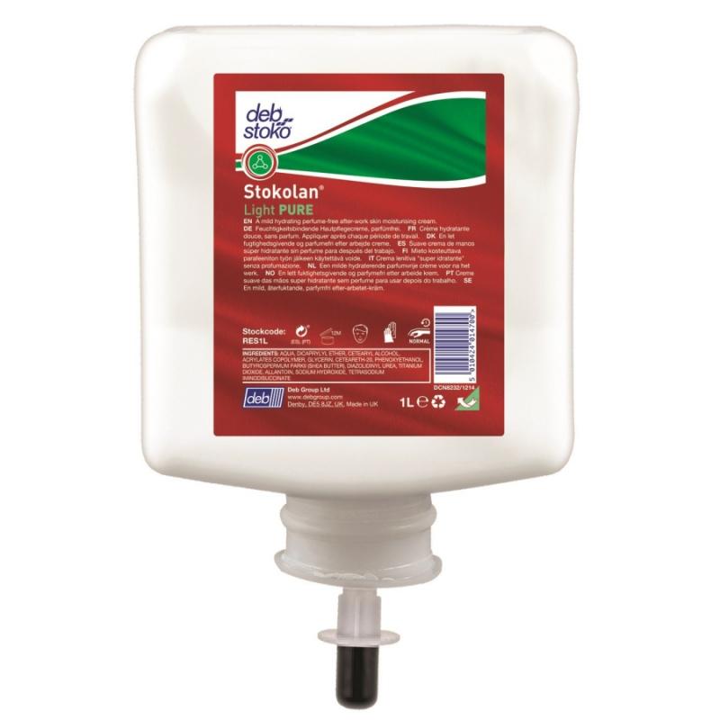 Stokolan Light PURE | 1 Liter Kartusche
