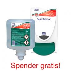 Deb InstantFOAM Complete  |  Set 6 x 1 Liter inkl. 1 Spender
