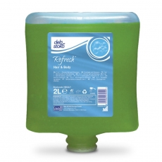 Refresh Hair & Body   2 Liter Kartusche